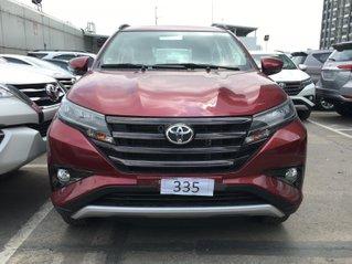 """""""Sốc"""" bán Toyota Rush 633 triệu - tặng 2 năm bảo hiểm và quà tặng theo xe - đưa trước 200tr lấy xe"""