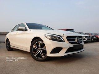 Ưu đãi gói 105tr Mercedes C180 Sport 2020, giao ngay lô xe đầu tiên 2020, đủ màu sắc