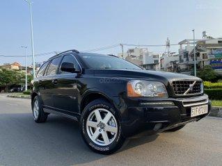 Volvo Cx90 nhập Mỹ 2008 7 chỗ màu đen, hàng full cao cấp, đủ đồ chơi không thiếu món nào, cửa sổ trời cốp hít nâng hạ gầm