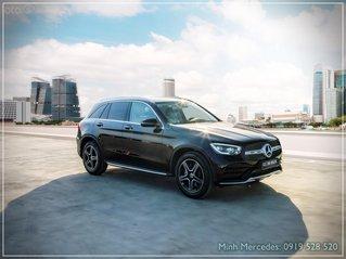 Mercedes-Benz GLC 300 4Matic - xe gia đình cao cấp 5 chỗ - bank hỗ trợ 80%
