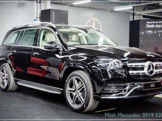 New Mercedes-Benz GLS 450 model 2021 - liên hệ trực tiếp để đặt xe - xe giao sớm