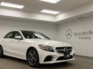 Bán Mercedes-Benz C300 AMG đủ màu, giao xe ngay, giá tốt nhất, hỗ trợ lãi suất chỉ từ 0.66%/ tháng