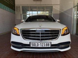 Mercedes S450 đăng kí T4/2019 - xe chính hãng - odo chỉ 4500 km - giao xe toàn quốc - hỗ trợ vay tới 70%