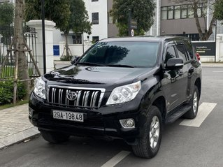 Toyota Land Cruiser Prado 2010 TXL, màu đen, 13 vạn