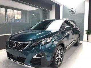 Bán Peugeot 5008 đủ màu giao ngay, hỗ trợ ngân hàng lãi suất thấp, nhanh gọn, lái thử và giao xe tận nhà