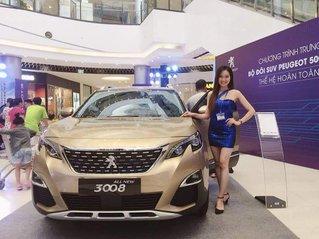 Peugeot Thanh Xuân - Peugeot 3008 giá tốt nhất thị trường + bảo hành chính hãng lên tới 5 năm