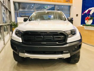 Ford Raptor giao ngay, ưu đãi khủng tiền mặt + phụ kiện + bảo hiểm thân xe