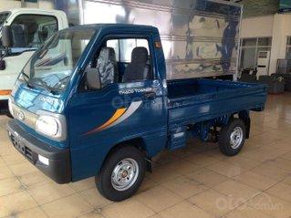 Thaco Cần Thơ, xe tải máy xăng 1 tấn Thaco Towner 800, động cơ CN Suzuki trả trước 50 triệu