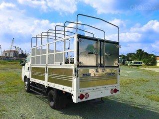 Xe 2.5 tấn Kia 250 thùng bạt mở 5 bửng, máy Hyundai, vay 70-75% thủ tục nhanh gọn