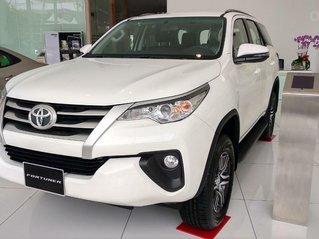 Toyota Fortuner 2.4G 2020 - dầu - số sàn - giá tốt, khuyến mãi lớn - hỗ trợ vay, LS thấp