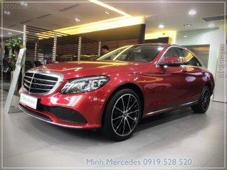2021 New Mercedes-Benz C200 Exclusive - xe doanh nhân 5 chỗ cao cấp - bank hỗ trợ 80%