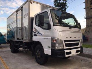 Xe tải Mitsubishi 1.9 tấn thùng dài 4.45m, xe tải Nhật Bản 1.9 tấn thùng dài vào thành phố