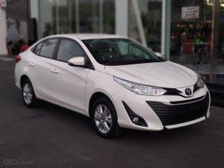 Toyota Vios 1.5E, cam kết giá tốt - cạnh tranh, trả trước 120 triệu - hỗ trợ ngân hàng - lãi suất thấp