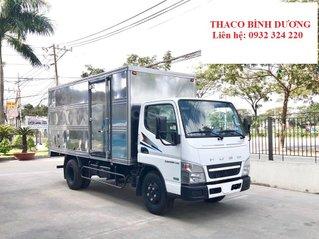 Xe tải Mitsubishi: Canter 4.99 tải 1,9 tấn tại Bình Dương. Hỗ trợ trả góp