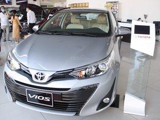 Toyota Vios G 2020 - số tự động, giá tốt - khuyến mãi lớn, hỗ trợ ngân hàng - lãi suất thấp