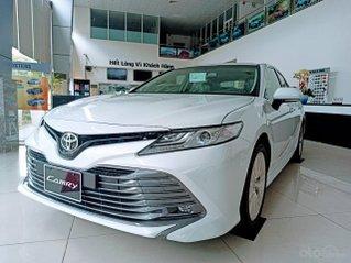 Bán Toyota Camry 2021, ưu đãi lên đến 25 triệu, hỗ trợ nhanh chóng nhiệt tình nhất