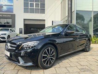 Mercedes C200 2019 - Xe bấm biển nhưng chưa lăn bánh(40 km) - giá cực ưu đãi