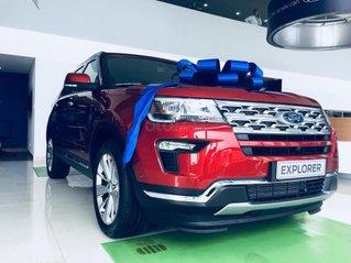 Ford Explorer Limited, gói ưu đãi 300 triệu giới hạn số lượng