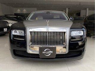 Rolls-Royce Ghost EWB 2013, màu đen, xe nhập