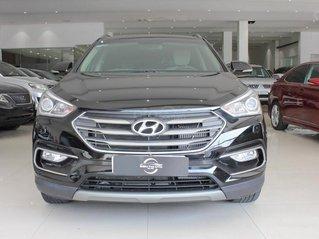 Bán xe Hyundai Santa Fe Full dầu 2018, trả trước chỉ 306 triệu
