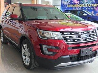Ford Explorer Limited 2.3L 2020 ưu đãi ngập tràn