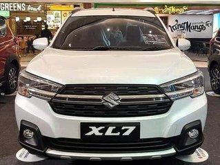 Bán xe Suzuki XL7 SUV 7 chỗ, nhập khẩu, giá tốt, nhiều khuyến mại, hỗ trợ trả góp đến 90%