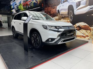 Mitsubishi Outlander 2020, cam kết giá tốt nhất miền Trung, ưu đãi lớn nhất trong năm