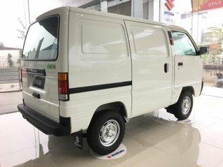 Bán xe tải Van Suzuki Blind Van 2020 giá rẻ, nhiều KM