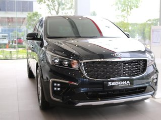 [Kia Bình Tân] Kia Sedona Luxury D giá tốt + phụ kiện hấp dẫn, giảm 50% phí trước bạ, xe đủ màu
