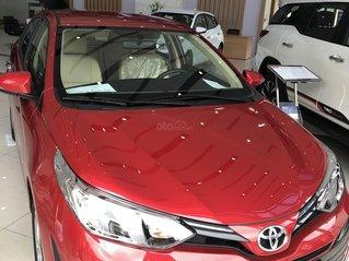 Toyota Vios G 2020 chính thức giảm 50% thuế trước bạ + nhiều ưu đãi, trả góp 80% lãi suất tốt