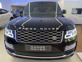 Bán xe Range Rover AB LWB 2020 nhập khẩu chính hãng màu đen vừa về VN giá tốt nhất - Tặng 1 năm bảo hiểm thân xe