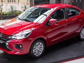 Mitsubishi Attrage 2020 trả góp 90%, giá 375tr, giảm 50% trước bạ