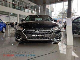 Hyundai Accent 1.4 AT tiêu chuẩn 2020 màu đen và màu đỏ giao ngay - Chiếc xe gia đình giá rẻ nhưng giá trị sử dụng cao