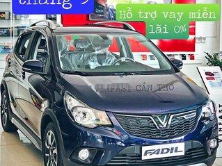 Bán ô tô VinFast Fadil sản xuất năm 2020, màu xanh lam