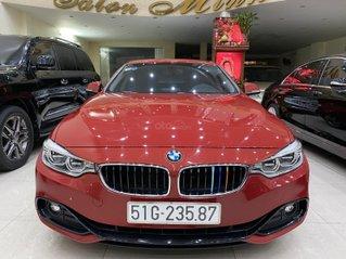 Xe BMW 420i Gran Coupe 2017 màu đỏ