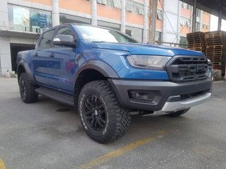 Bán Ford Ranger đời 2020, màu xanh lam, nhập khẩu nguyên chiếc