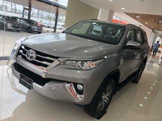 Toyota Fortuner 2.7 nhập Indonesia, sản xuất năm 2019, màu bạc