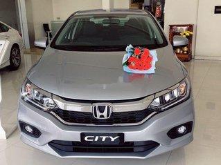 Bán Honda City 2019, màu bạc