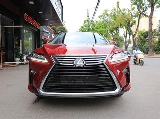 Bán nhanh Lexus RX năm sản xuất 2016 giá ưu đãi