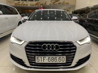 Cần bán gấp Audi A6 màu trắng sản xuất năm 2016