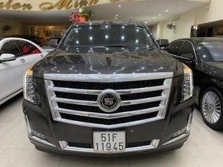 Cadillac Escalade ESV Premium đời 2015, màu nâu, nhập khẩu