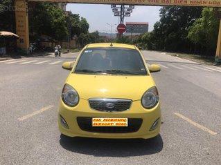 Kia Morning SLX 1.0AT cuối 2010, nhập khẩu, tự động, màu vàng, lướt đúng 6v km xịn, full kịch đồ chơi rất mới