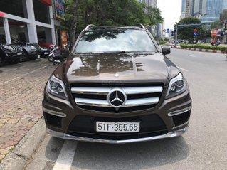 Mercedes GL500 2014 đăng ký lần đầu 2015