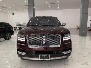 Bán xe Lincoln Navigator L Black Label, màu cherry, sản xuất 2020, nhập nguyên chiếc từ Mỹ, xe giao ngay, giá tốt