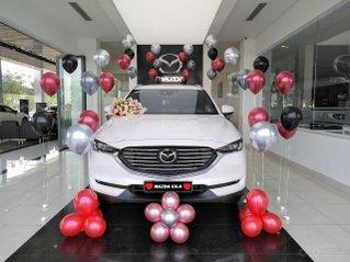 [Mazda Bình Tân - HCM] Mazda CX-8 SUV 7 chỗ, phiên bản nâng cấp với ưu đãi lớn + bộ phụ kiện chính hãng