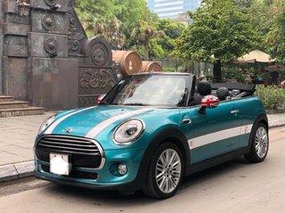 Mini Cooper Convertible đời 2016, màu xanh mui trần cực đẹp