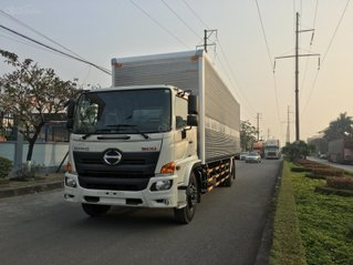 Xe 8 tấn Hino thùng chở Pallet