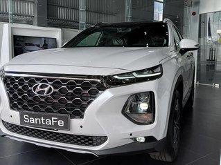 Cần bán xe Hyundai Santa Fe dầu cao cấp 2020, giảm 50% thuế trước bạ, tặng 15 triệu tiền mặt + phụ kiện chính hãng