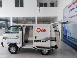 Cần bán xe Suzuki Blind Van sản xuất năm 2020, màu trắng khuyến mãi