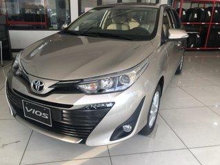 Bán Toyota Vios 1.5MT - Toyota Nam Định - giảm 50% lệ phí trước bạ - chương trình khuyến mãi tốt - lăn bánh chỉ 128 triệu